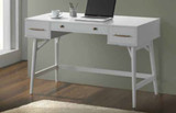 White Writing Desk