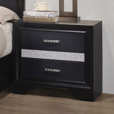 Miranda 2 drawer Nightstand