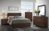 Edmonton Queen Bed
