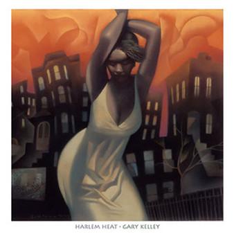 Harlem Heat Art Print - Gary Kelley