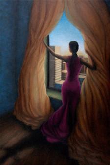 Return to the Light Art Print - Answerd Stewart