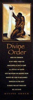 Divine Order (Statement Edition) Art Print - Kevin A. Williams WAK
