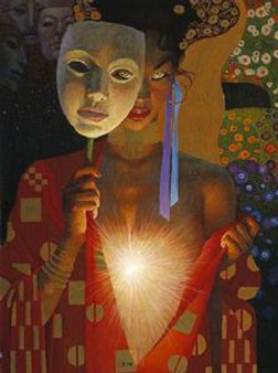 Intimacy 2 (Special) Limited Edition Art - Thomas Blackshear