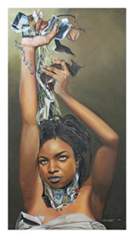 Free Yourself Limited Edition Art Print - Edwin Lester