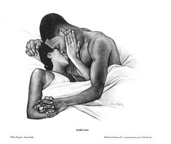 Tender Love Art Print 10 x 8 - William Reynolds