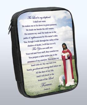 Psalm 23 II Bible Cover - 81410