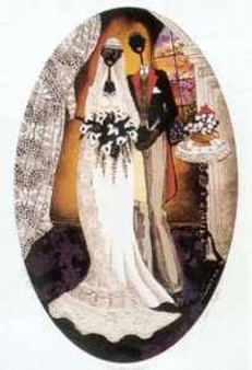 Holy Bonamony  Limited Edition Art Print - Leroy Campbell
