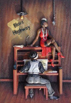 Blues Highway - plaque