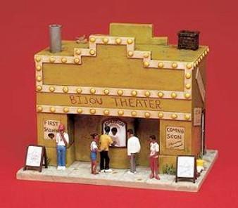 Bijou Theater  Figurine - Annie Lee