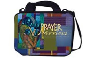 Prayer Warriors Handy Bible Cover-Poncho Brown