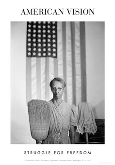 Struggle For Freedom--Gordon Parks