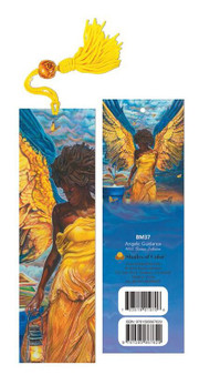 Angelic Guidance Bookmark--Buena Johnson