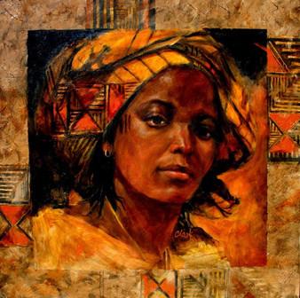 Usseyna--Leslie Clark