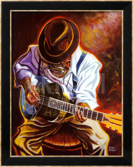 Strumin Blues--Steven Johnson