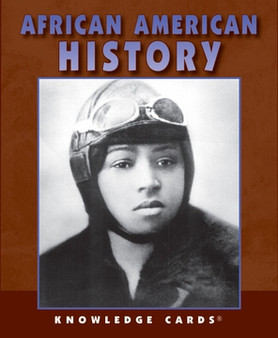 African American Knowledge Cards (History)