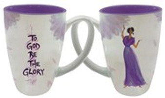 To God Be The Glory Latte Mug