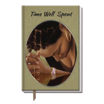 Time Well Spent  Large Cloth Journals--Henry Lee Battle