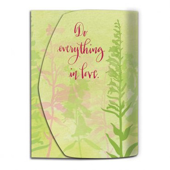 Do Everything in Love  Purse Pal-Sharyn Sowell