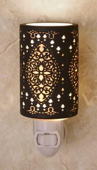 Seville Silhouette Porcelain Night Lights