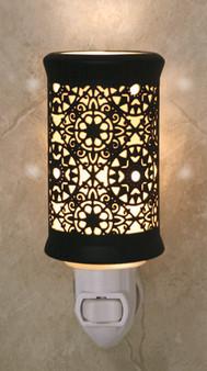 CASABLANCA Silhouette Porcelain Night Lights