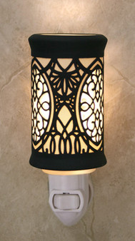 VICTORIA Silhouette Porcelain Night Lights