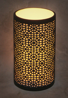 LACE  Silhouette Candle Cups