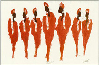 Sisterhood (Delta) Art Print--Ted Ellis