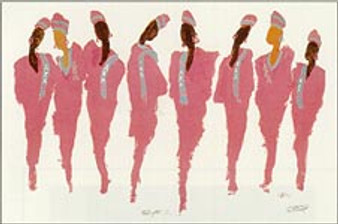 Sisters of the Vine (AKA) Art Print-- Ted Ellis