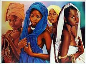 Flowers Of Africa Art Print--Alix Beaujour