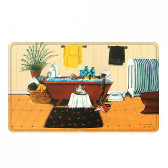 Steeping and Soaking Memory Foam Mat--Annie Lee