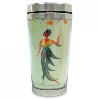 Be Blessed And Bless Others Travel Mug--Cidne Wallace