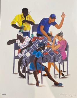 Renege Art Print - Annie Lee