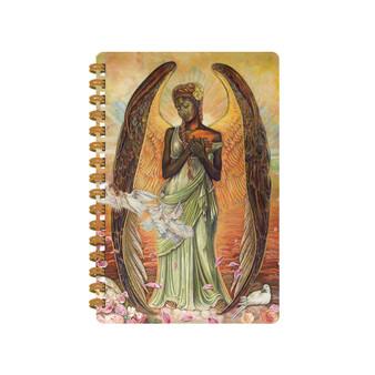 Angel Of Love - Large Journal - Buena Johnson