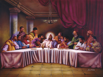 Last Supper (1000 Pieces)