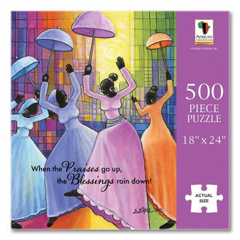 Praises Go Up (500 Pieces) Puzzle