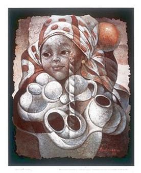 Light of Truth Art Print - Lyonel Laurenceau