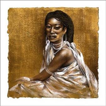 Ebony III Art Print - Ben Mogador 1107