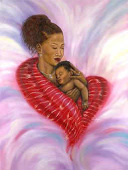 Mama's Joy (36 x 24) Art Print - Johnny Myers