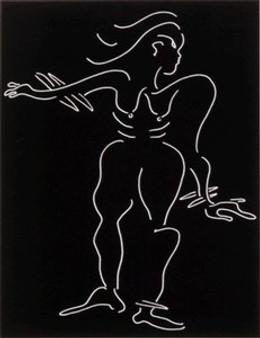 Helene  (Limited edition 325) Art print - Jeffrey Glenn Reese