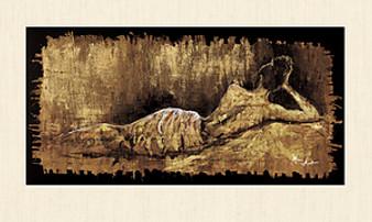 A Moment in Time Art Print - Monica Stewart