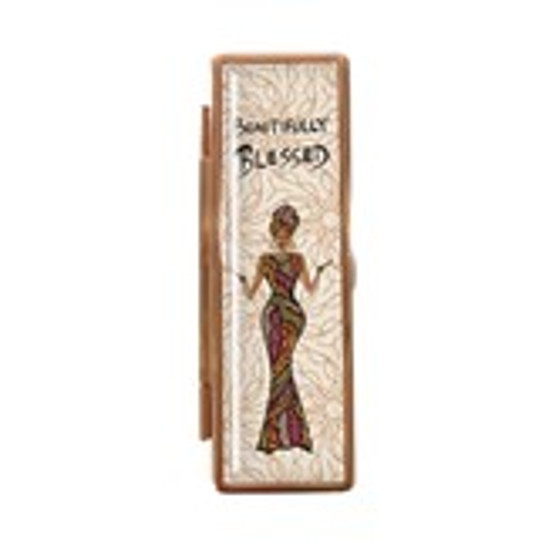 Beautifully Blessed Lipstick Case