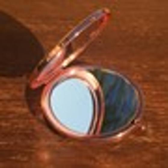 I Am Ambitious (AKA) Magnifying Compact Mirror--Kiwi McDowell