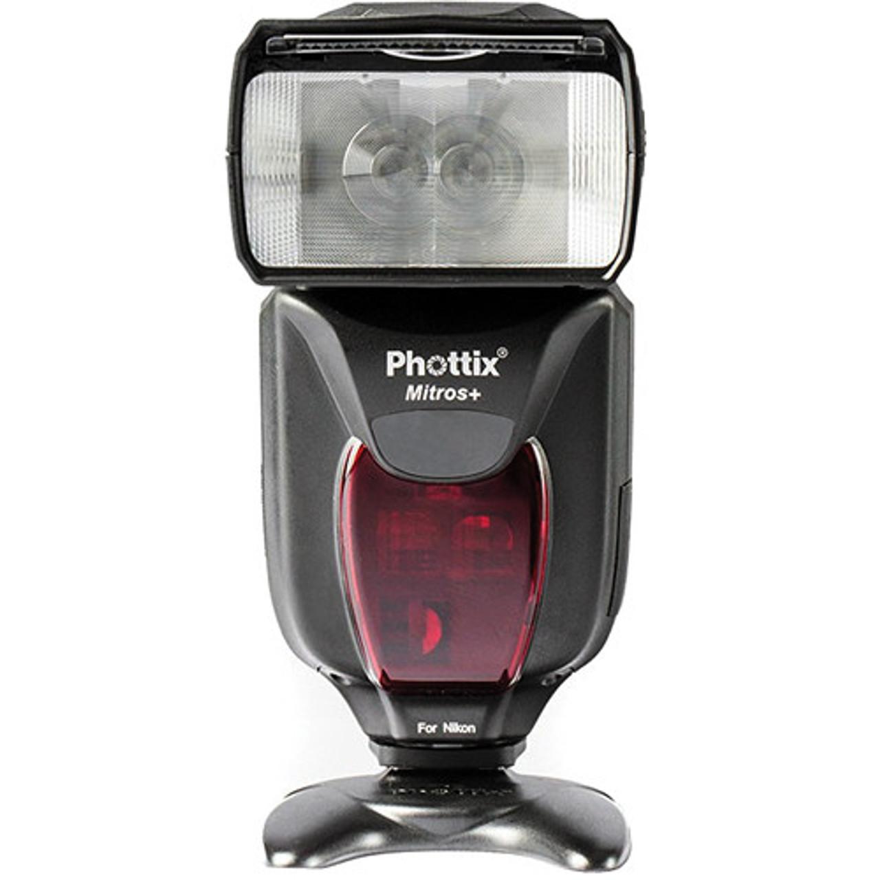 Phottix Mitros+ TTL Tranceiver Flash for Nikon
