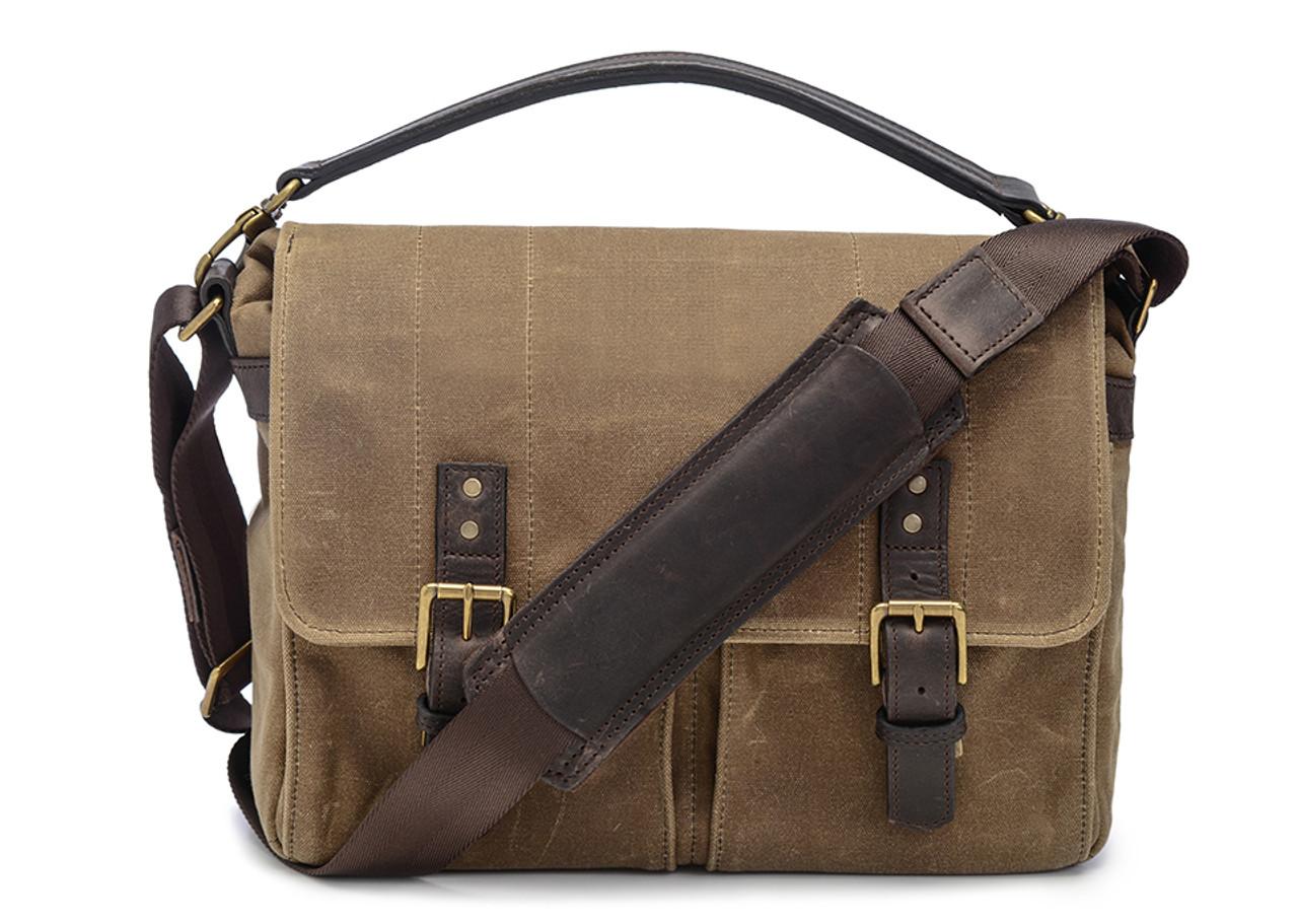 0891c51ef21 ONA Prince Street Camera Messenger Bag (Field Tan) | Bedfords.com