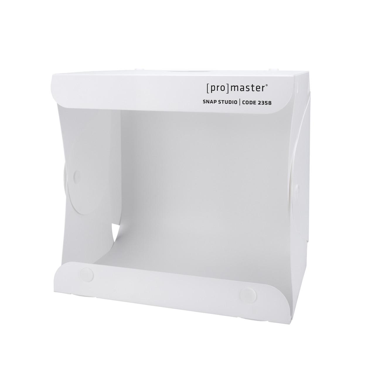 ProMaster Tabletop Light Cube Kit