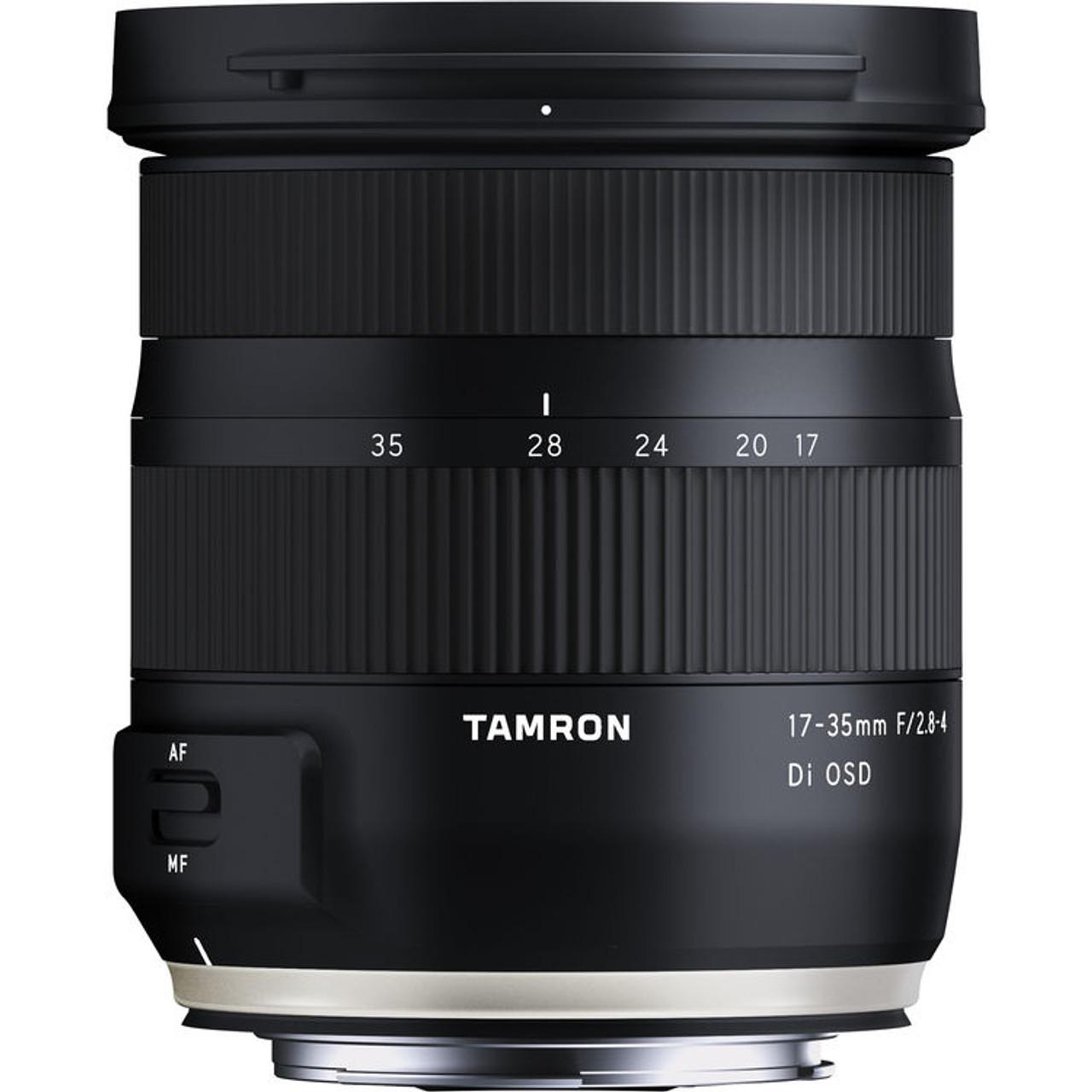 Tamron 17-35mm f/2.8-4 DI OSD Lens for Canon EF