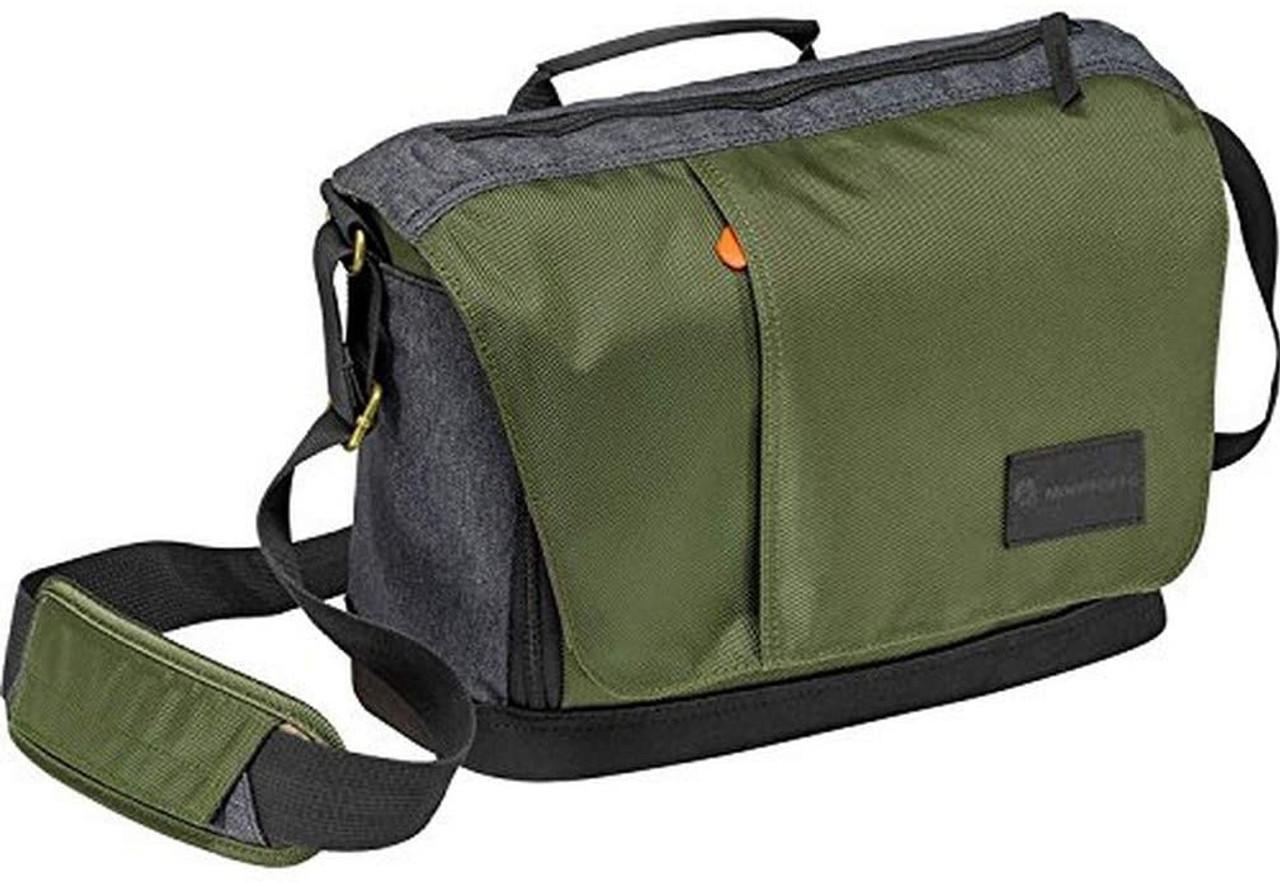 Manfrotto Street Camera Messenger Bag for CSC (Green & Grey)
