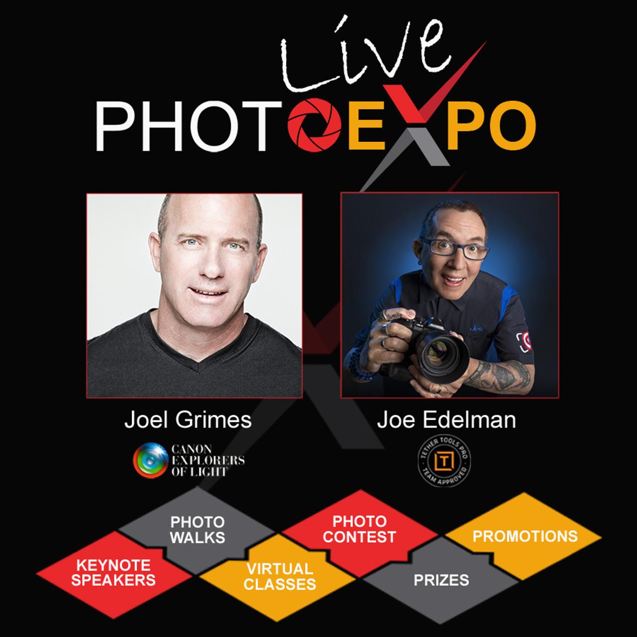 Photo Expo Live 2021 | Little Rock | August 12-14, 2021