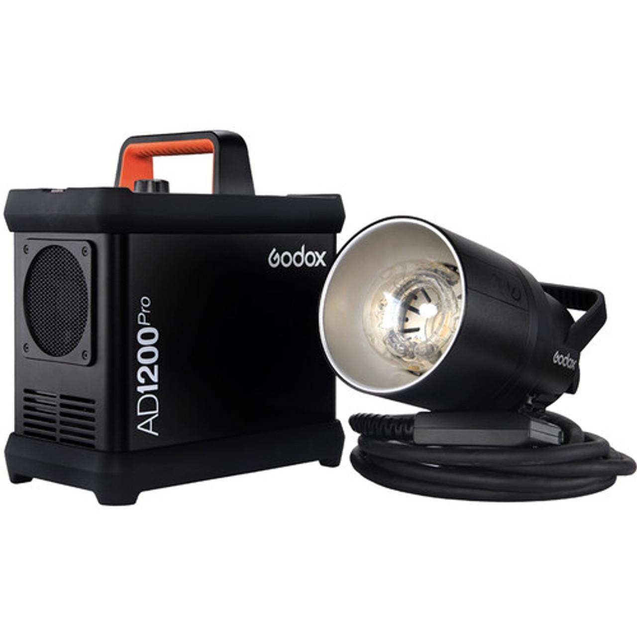 Godox AD1200 Pro LED Light Kit with Extra Battery