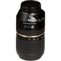 Tamron SP AF 70-300mm f/4-5.6 Di VC Ultra Silent Drive (USD) Telephoto Zoom Lens for Nikon AF D Mount